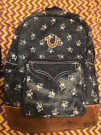True Religion Backpacks