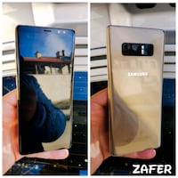 SAMSUNG GALAXY NOTE 8 64 GB GOLD Karaman