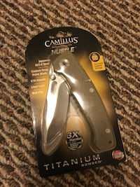 Camillus Hustle folding pocket knife New Cumberland, 17070