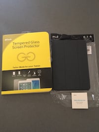 BRAND NEW iPad 10.5 case and screen protector Abbotsford, V2T