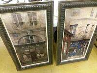two brown wooden framed wall decors San Antonio, 78242