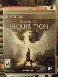 Sony PS3 Dragon Age Inquisition  Vaughan, L4L 6Z5