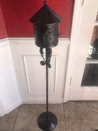 black and gray floor lamp Rancho Cucamonga, 91701