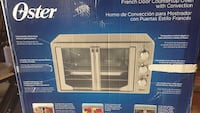 Oster French door countertop oven with convection  Bensville, 20695