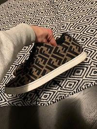Fendi sneakers brown Langhus, 1405