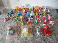 *Vintage* Small Toy Lot all in photos for $25 PU Morinville Morinville