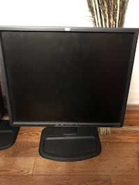 Hp 19.5 inch lcd monitor with DVI Toronto, M6N 3A7