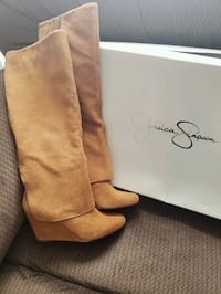Suede Boots, Jessica S. Silver Spring, 20910