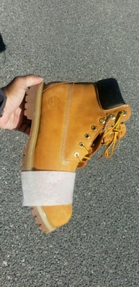 Double sole Timberlands sizes 7 to 13 Upper Marlboro, 20772