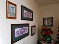 Group of 5 prints in frames Long Branch, 07740