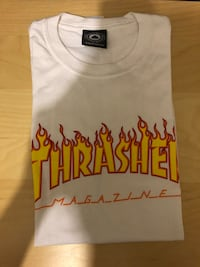 Men Thrasher T shirt