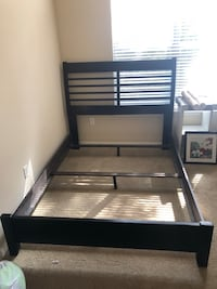 Queen Sized Bed Frame  Dallas, 75235