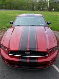 2014 - Ford - Mustang