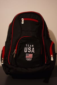 Official Olympics Mojo Team USA Backpack Chicago, 60616