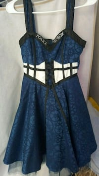 Dr Who dress size xs National City, 91950