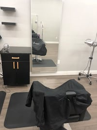 Salon booth rental $175 per week or commission based   Bartow, 33830
