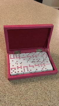 Pink domino set Fort Saskatchewan, T8L 0C8