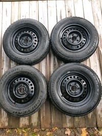 """Price drop Goodyear nordic p195/70R14"""" St. Catharines"""