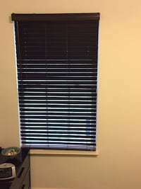 2 Bali faux wooden blinds $100 OBO Delhi, 48842