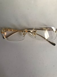 Cartier Glasses Real Gold Limited Edition  Baltimore, 21217