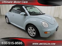 2003 Volkswagen Beetle GLS Downers Grove, 60515