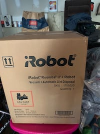 i7 + Roomba new in box unopened Owings Mills, 21117