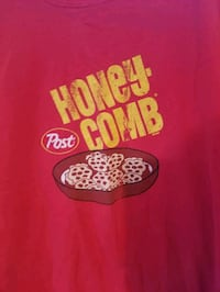 Honey Combs t-shirt Size L $10 vintage