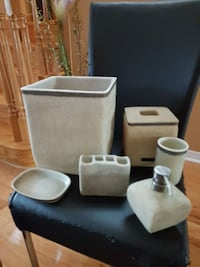 white ceramic toilet bowl and bowl Brampton, L6P 2N4