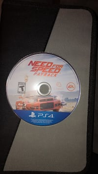 Need for Speed Payback PS4 Airdrie, T4B 2M4