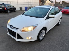 2012 Ford Focus Sedan SEL