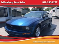 2007 Ford Mustang Premium Coupe 2D Sellersburg