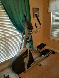 green and black elliptical trainer Mobile, 36618