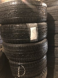 SET OF FOUR 235/55R19 TOYO WINTER *NEAR NEW* Winnipeg, R2R 0Y9