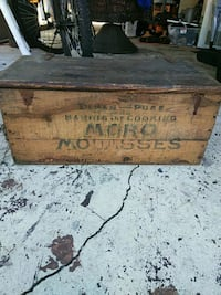 Wood box Clearwater, 33755