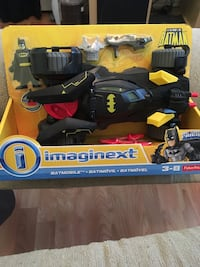 Fisher Price Imaginext Deluxe Batmobile  Langley, V2Y 1B5