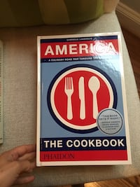America cookbook new
