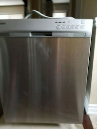 Samsung stainless steel dishwasher  Vaughan, L6A 1L1
