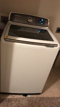 Washer and dryer Samsung smart care, moving out Grand Prairie, 75050