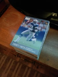 Emmitt Smith assorted cards (95)