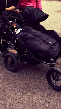 Duovagn baby travel Lund, 222 28