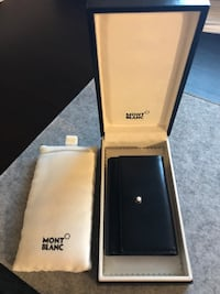 Montblanc  Meisterstuck Key case 100% Authentic New York, 11361