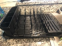 Dish Drainer with Holder - 13x17inch - on sale til 30th July