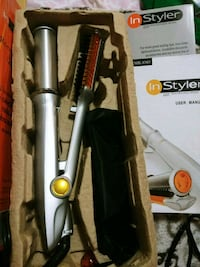 InStyler curling iron Calgary, T2A 6J1