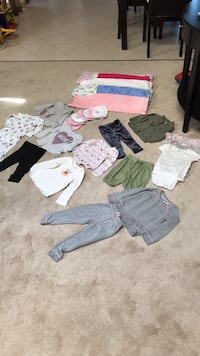 toddler's assorted clothes Belvidere, 61008