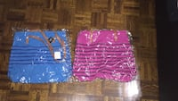 Two spring/summer purses or beach bags. Both for $30. Obo Mississauga, L5R
