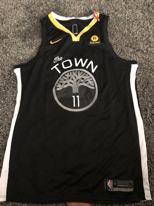 """outlet store bde6a 9ccef Golden state warriors """"The Town"""" Jersey"""