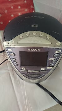 silver, black, and purple Sony portable cassette player Grand Forks, ND, USA