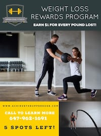 Personal training Brampton
