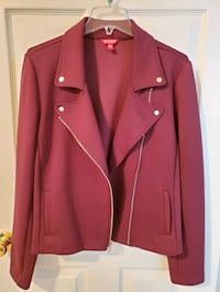 Guess jacket size XL burgundy  Stephenson, 22656
