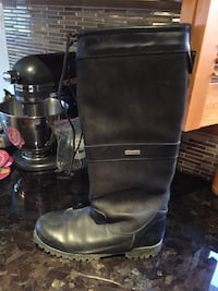 Ladies size 10 welligogs boots from England  Ottawa, K2G